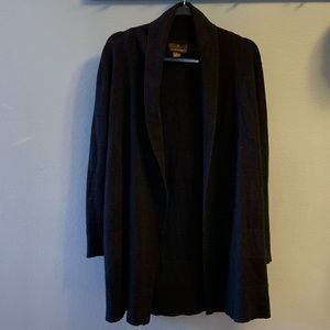 Fenn Wright Manson Black cardigan small